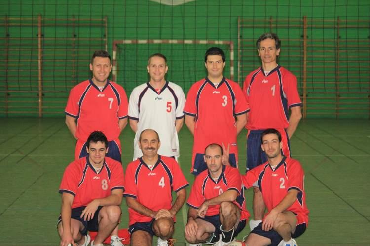 Equipe Masculine 2