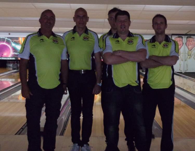 Equipe championnat des clubs R3A