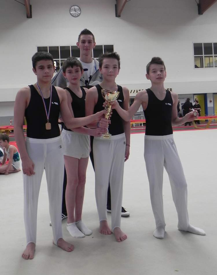 equipe 11/14 ans