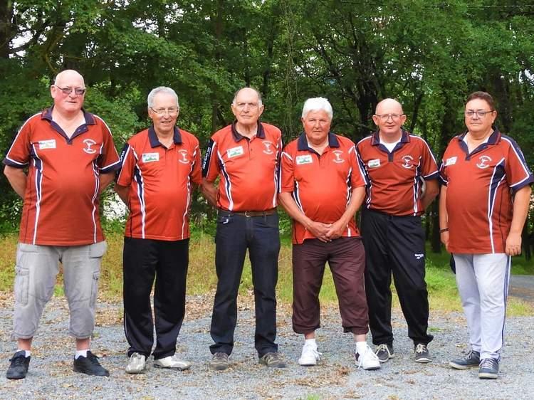 Championnat des club Vétérant