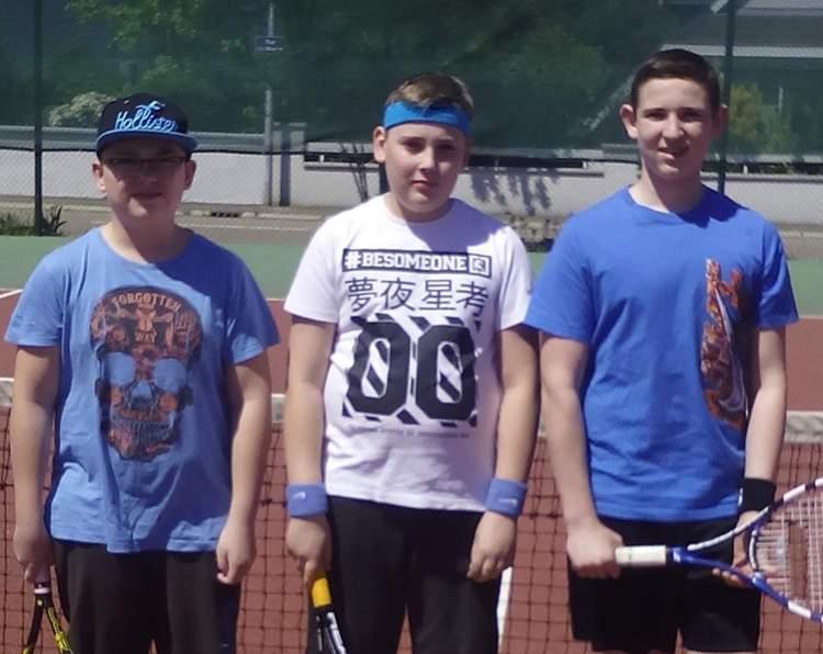 Equipe Jeunes Garçons 13/14 ans