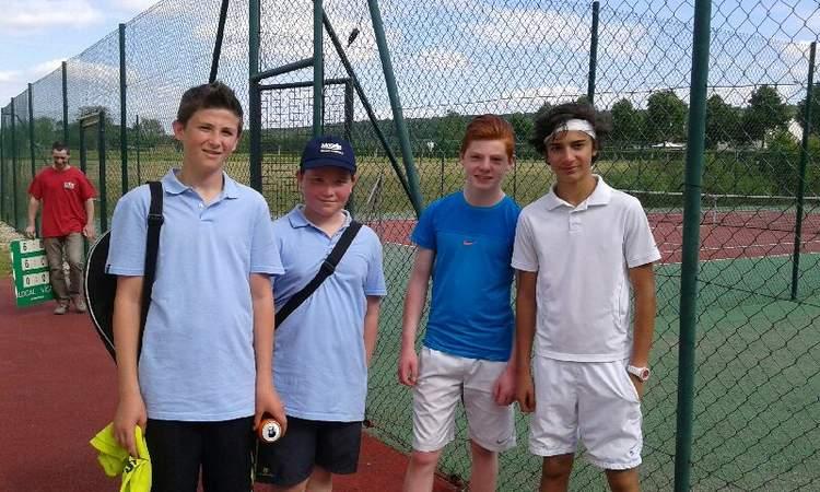 Championnat de Lorraine 13-14 ans H