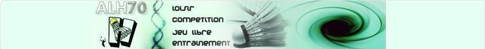 Amicale Laïque Héricourt Badminton : site officiel du club de badminton de HERICOURT - clubeo