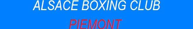 Alsace Boxing Club Piemont : site officiel du club de boxe de BARR - clubeo