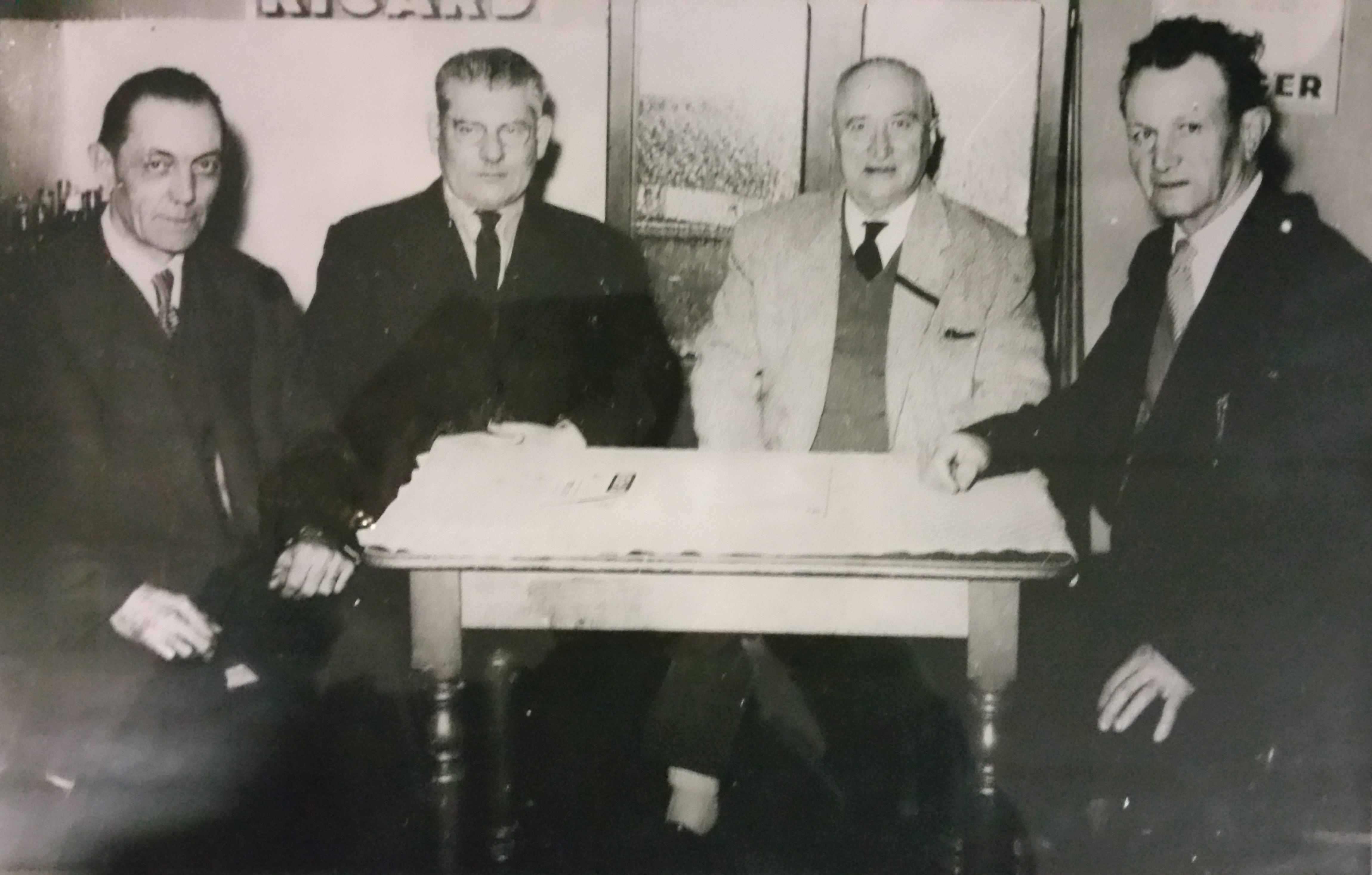 Les 4 Fondateurs