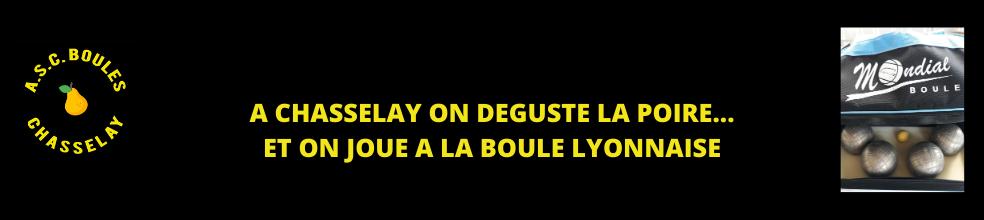 association sportive de Chasselay boule : site officiel du club de pétanque de Chasselay - clubeo