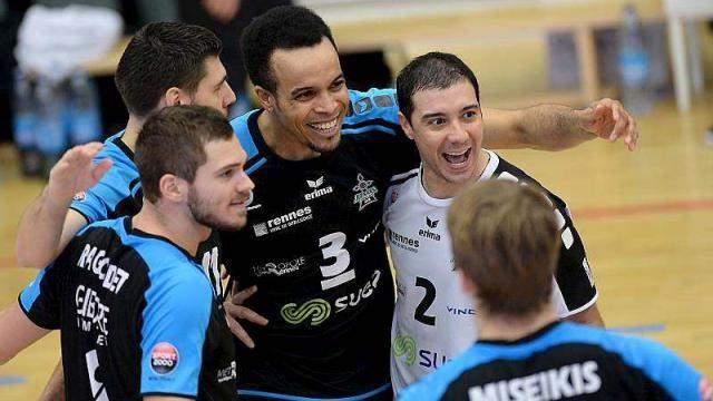Actualit rennes en final de la coupe de france club volley ball volley club chapelle - Coupe de france de volley ...