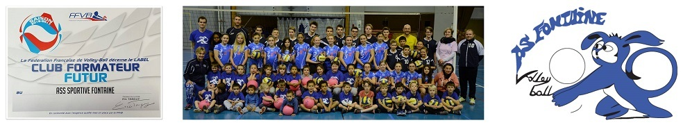 AS Fontaine VolleyBall : site officiel du club de volley-ball de FONTAINE - clubeo