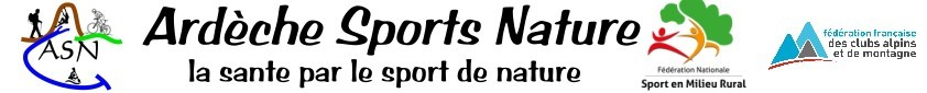 Ardeche Sports Nature : site officiel du club de randonnee de ST FELICIEN - clubeo