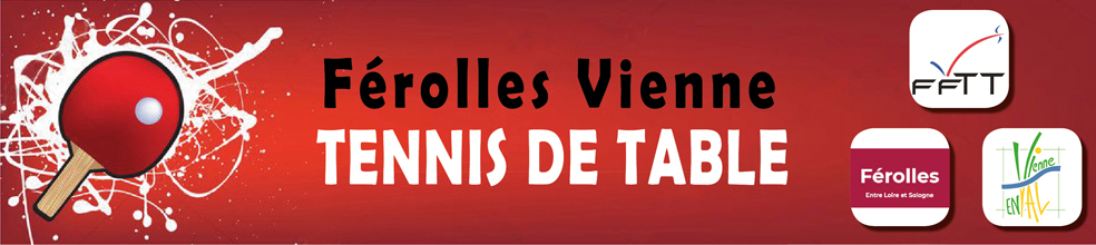 Ferolles-Vienne-TT : site officiel du club de tennis de table de VIENNE EN VAL - clubeo