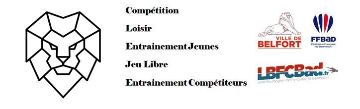 Badminton Club Belfortain : site officiel du club de badminton de Belfort - clubeo
