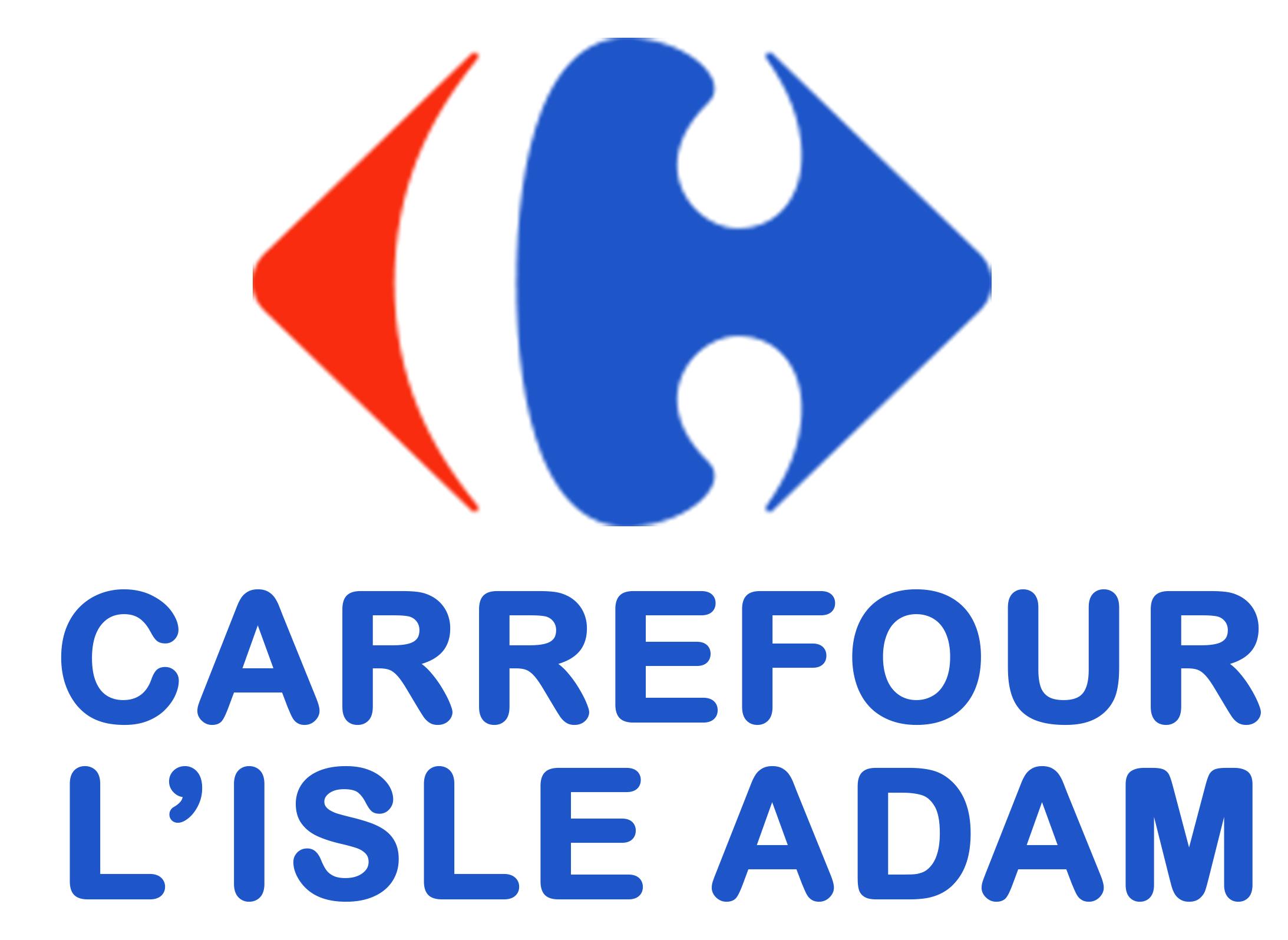 BCIA CARREFOUR L'ISLE ADAM