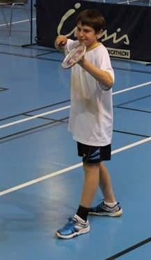 Lucas LECOUVE en phase finale du championnat de FRANCE