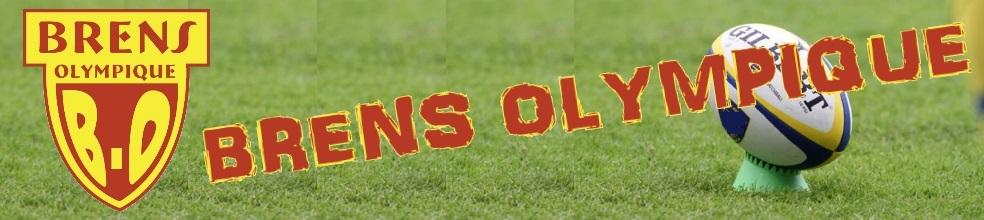 BRENS OLYMPIQUE : site officiel du club de rugby de BRENS - clubeo
