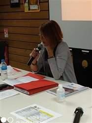 Nathaly Eldin réélue Présidente du Comité Drôme Ardèche d'Athlétisme