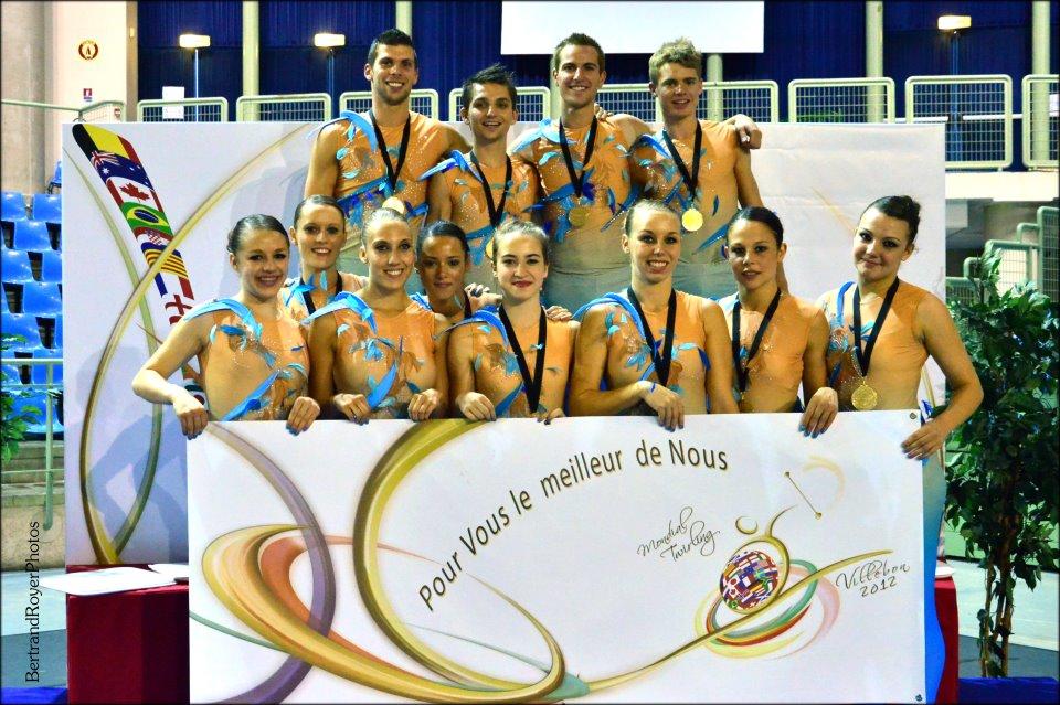 TEAN FRANCE 2012