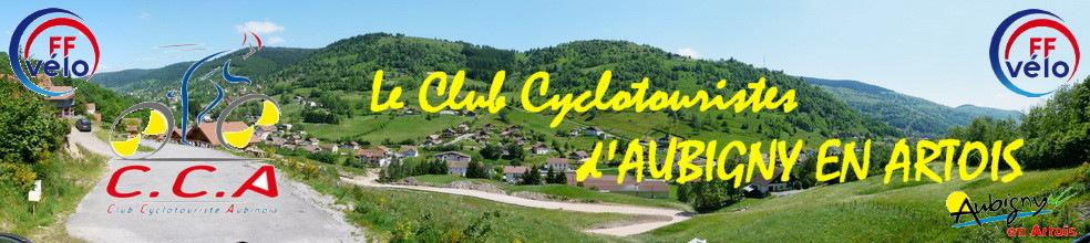 Club Cyclotouristes Aubinois : site officiel du club de cyclotourisme de AUBIGNY EN ARTOIS - clubeo