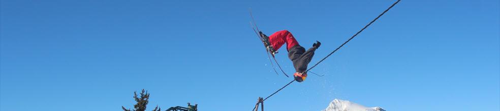 Chartreuse Freestyle : site officiel du club de ski de St Pierre de Chartreuse - clubeo