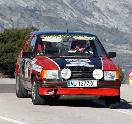 Opel Corsa A - 1200 cc - 1986