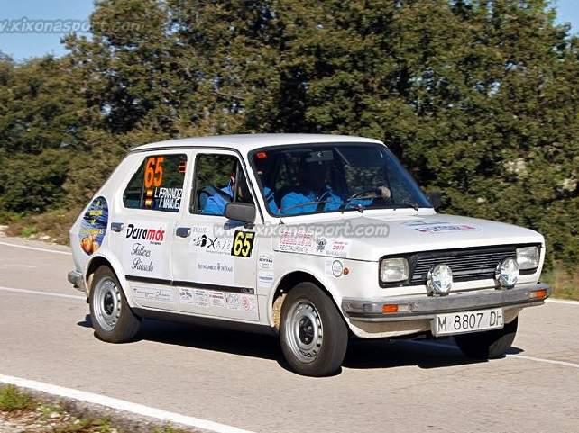 Seat 127 - 903 cc - 1982