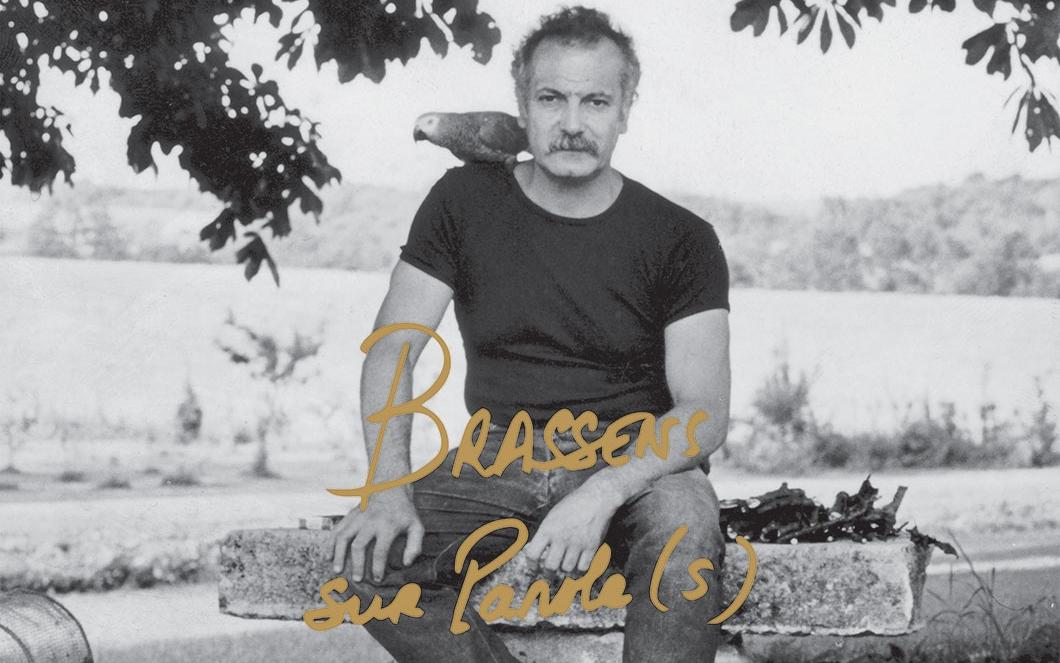 sur parole Georges Brassens