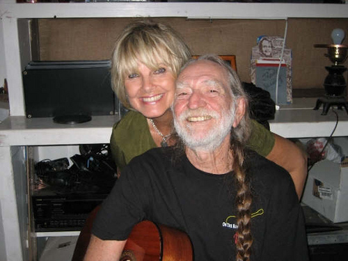 Willie Nelson featuring Paula Nelson