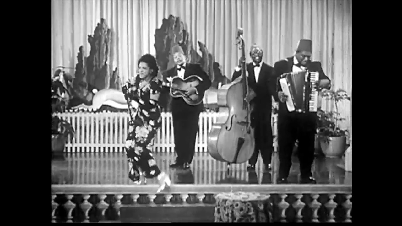 musique noire année 1940