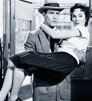 Helen morgan et paul Newman 1947