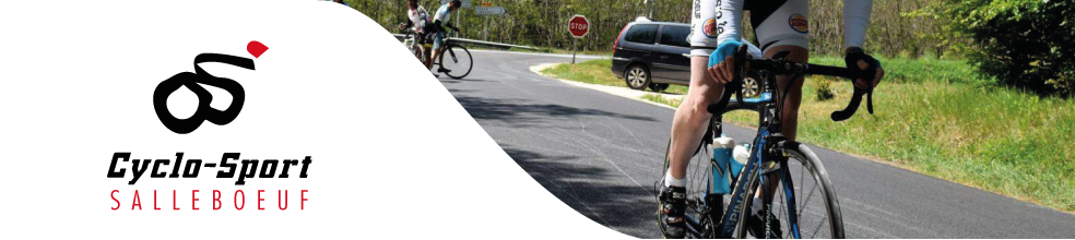 Cyclo-Sport Salleboeuf : site officiel du club de cyclisme de Sallebœuf - clubeo