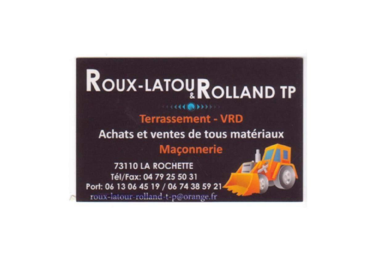 Vision Unik La Rochette roux-latour & rolland tp - club tennis de table club de