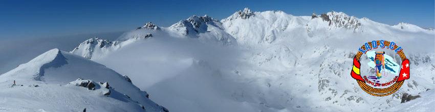 EADS GRUPO DE MONTAÑA : sitio oficial del club de alpinismo de Madrid - clubeo