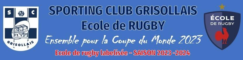 Ecole de rugby Grisolles : site officiel du club de rugby de GRISOLLES - clubeo