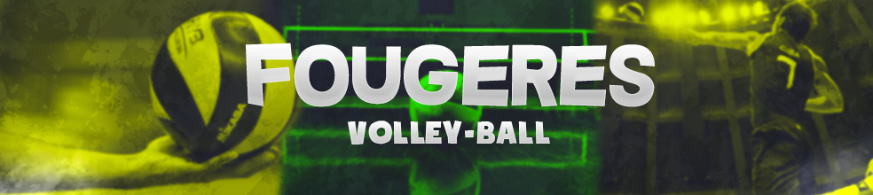 Fougères Volley Ball : site officiel du club de volley-ball de FOUGERES - clubeo