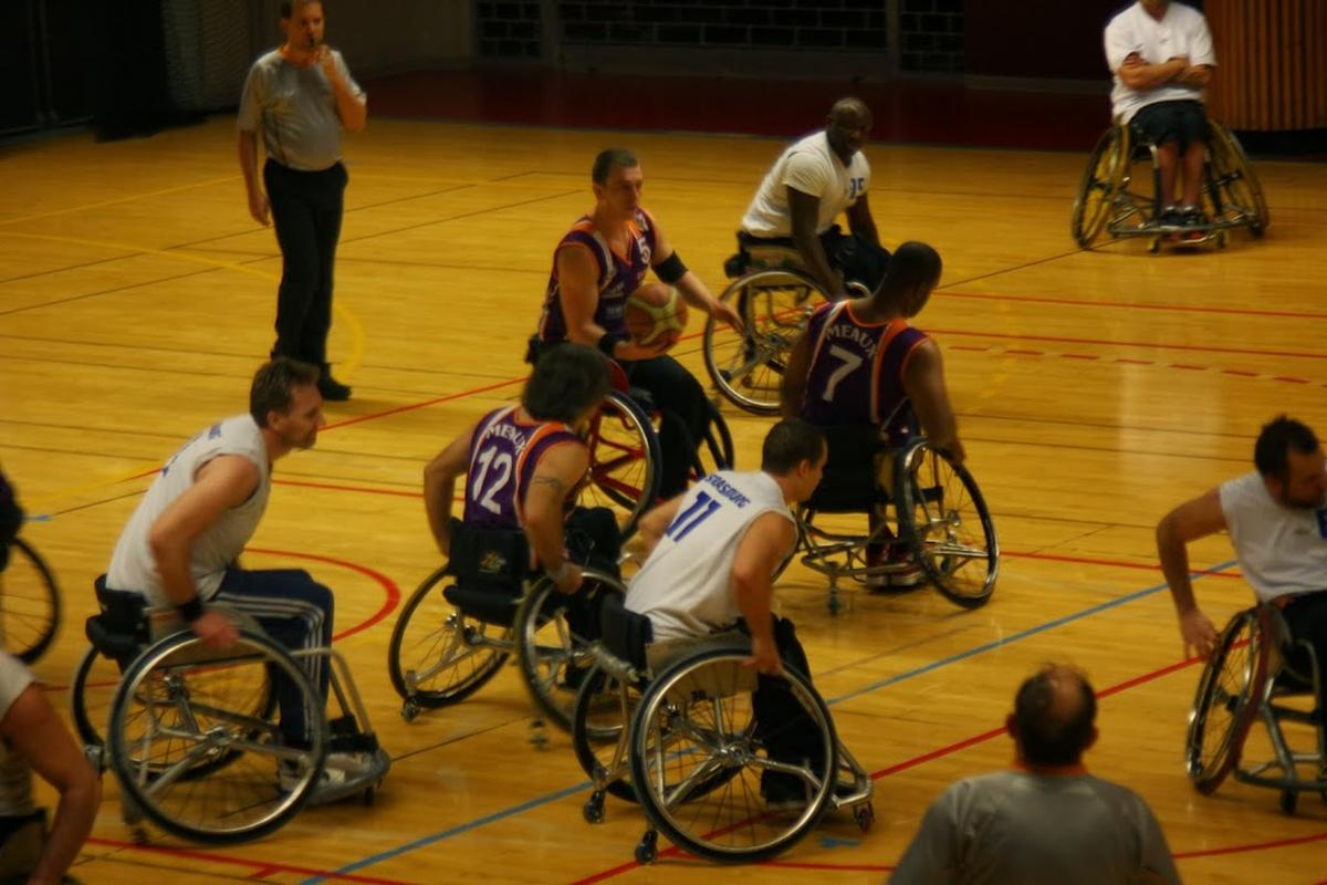 Album photos tour pr liminaire coupe d 39 europe des club basket cs meaux basket fauteuil - Resultat coupe d europe basket ...