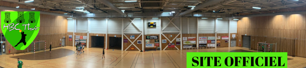 Handball Club Thuir  : site officiel du club de handball de THUIR - clubeo
