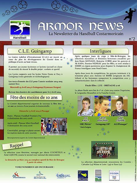 Armor News 2 03-2014
