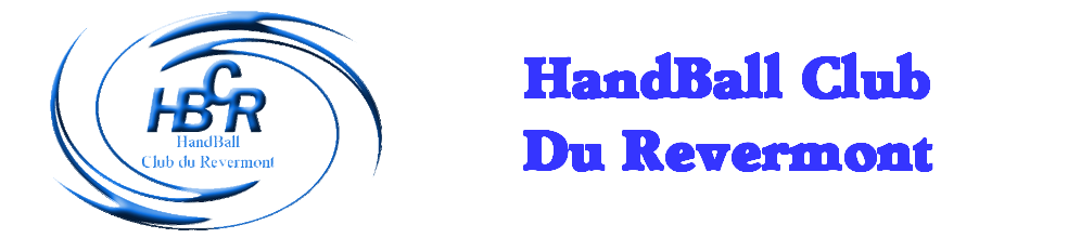HandBall Club Revermont : site officiel du club de handball de TREFFORT CUISIAT - clubeo