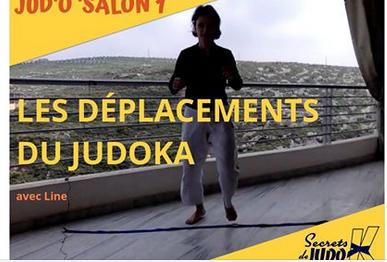 Déplacement du judo