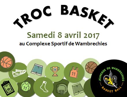 Troc Basket Wambrechies basket
