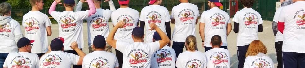 Les Apaches baseball club : site officiel du club de baseball de Péronne - clubeo