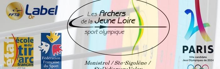 Les Archers de la Jeune Loire : site officiel du club de tir à l'arc de MONISTROL SUR LOIRE - clubeo