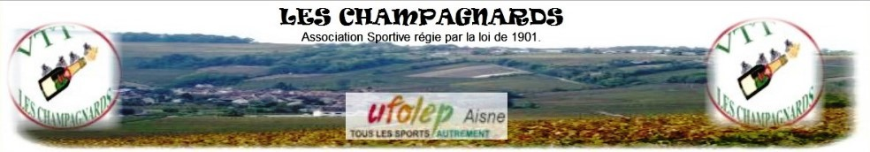 Les Champagnards : site officiel du club de cyclisme de PAVANT - clubeo