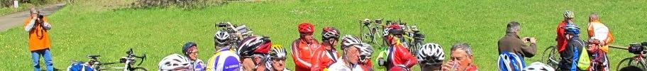 Cyclo club  Le Guidon St Fronnais : site officiel du club de cyclotourisme de ST FRONT DE PRADOUX - clubeo