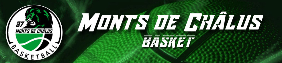 Monts de Châlus Basket : site officiel du club de basket de Chalus - clubeo