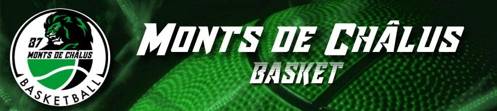 Monts de Châlus Basket : site officiel du club de basket de Chalus - clubeo
