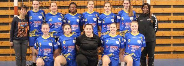 USM Montargis Handball Féminin : site officiel du club de handball de MONTARGIS - clubeo