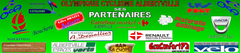 Olympique cyclisme Albertville : site officiel du club de cyclisme de Albertville - clubeo
