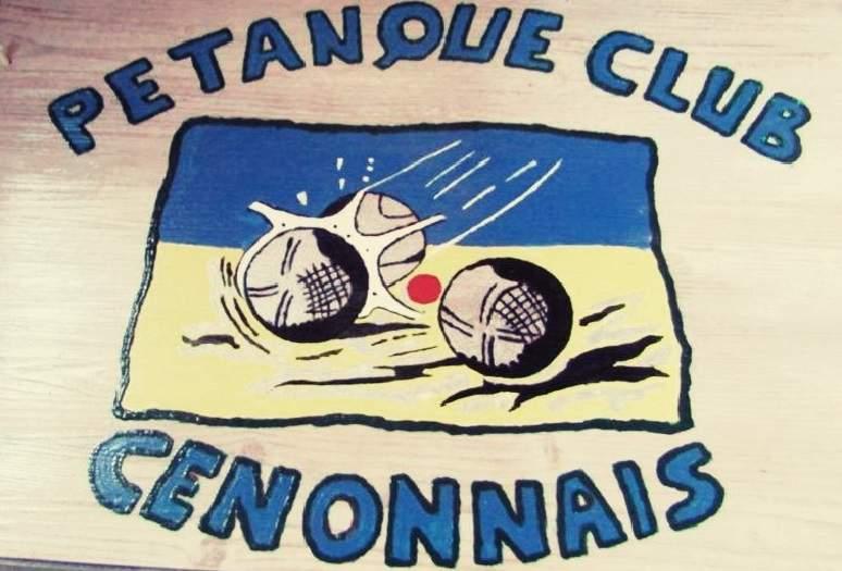 logo du club Petanque Club  Cenonnais