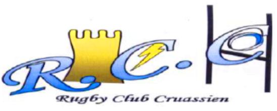 RUGBY CLUB CRUASSIEN : site officiel du club de rugby de CRUAS - clubeo