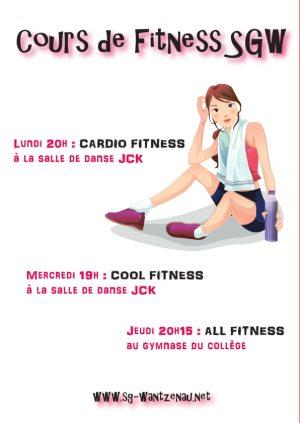 fitness la wantzenau